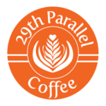 29th Parallel Coffee Logo