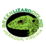 Green Lizard Cycling logo
