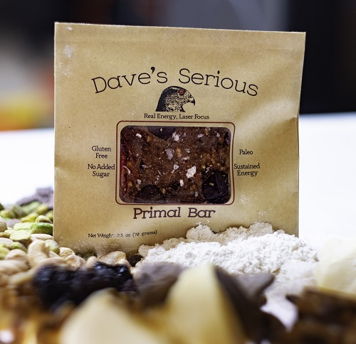 Dave's Serious, LLC Packaging