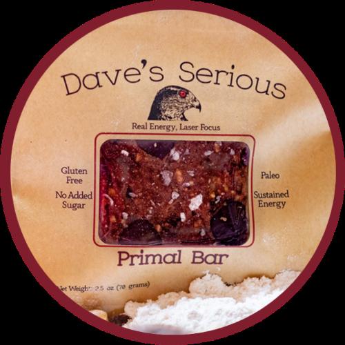 Dave's Primal Bar