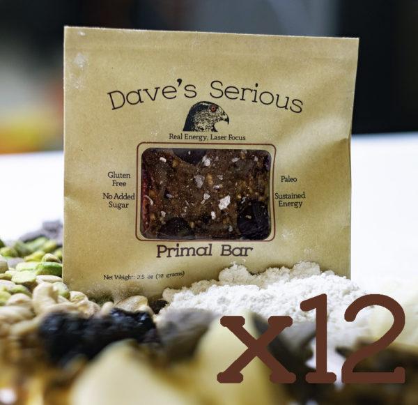 Primal Bars 12-pack